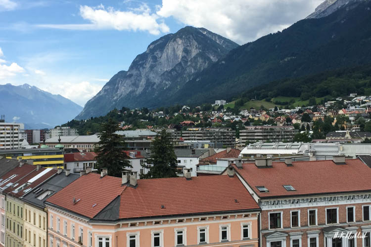 Innsbruck Mini Guide View Penz