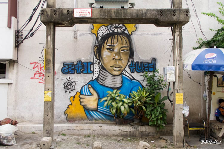 Bangkok Ultimate Travel Guide Street Art