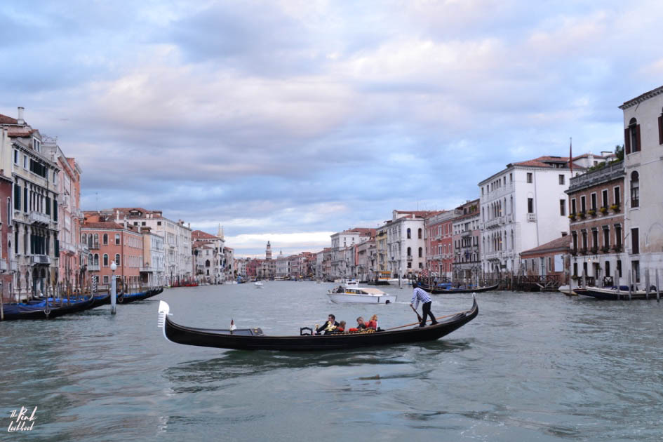 Ultimate Guide to Venice and the Biennale di Venezia Gondola