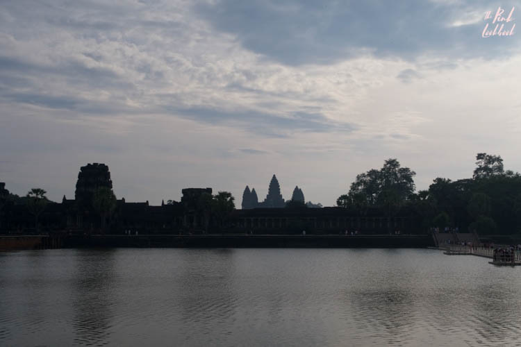 Angkor Wat Lake View