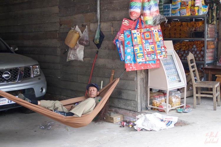 Siem Reap Phnom Kulen Hammock