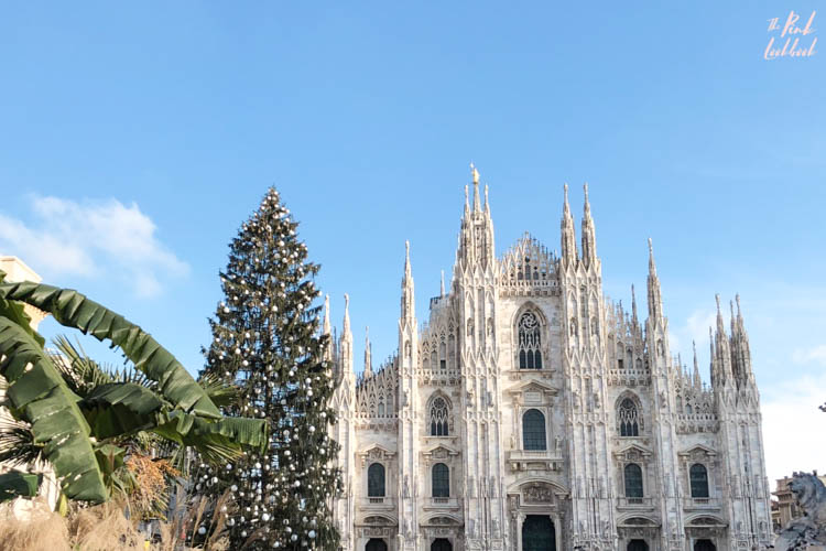Christmas Milan Duomo