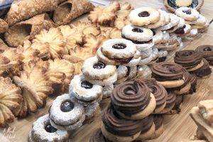 Christmas Milan Granaio Pastry