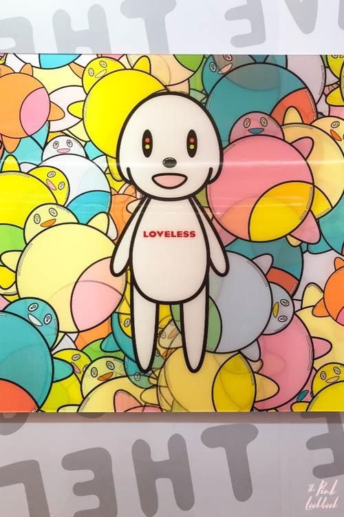 Artist Eddie Kang Loveless MCM Loveless Colours