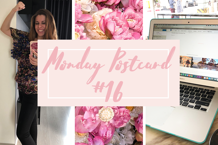 Monday Postcard 16 Open Doors