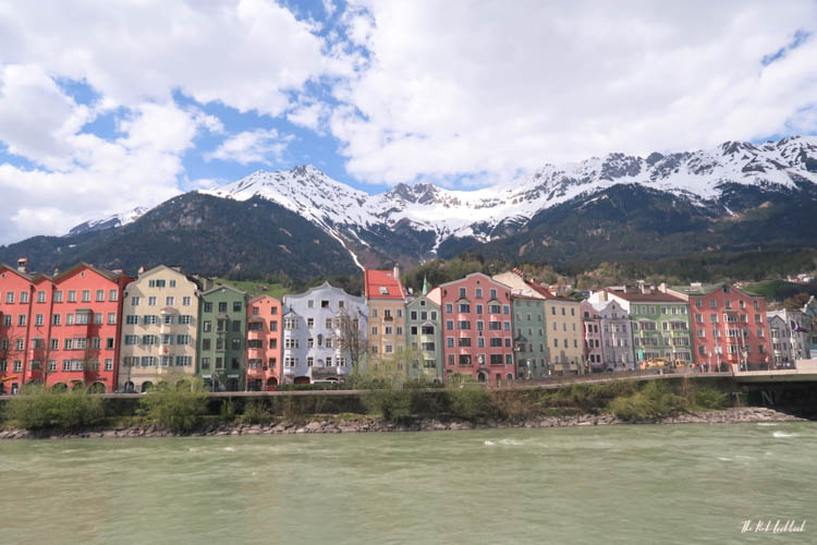 Innsbruck Mini Travel Guide All You Need for Your Weekend in the Alps River View