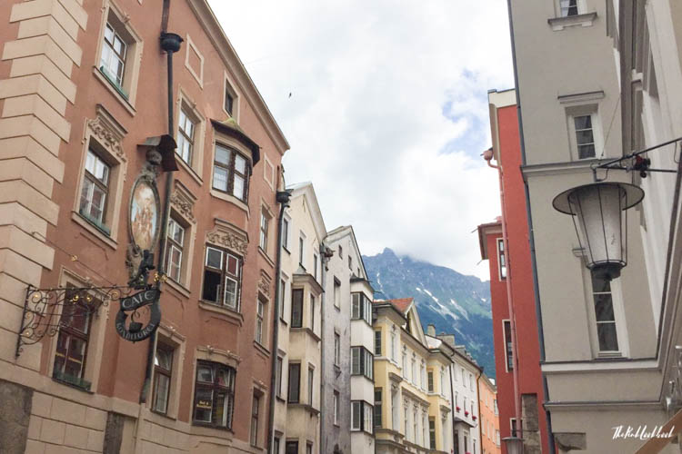 Innsbruck Mini Travel Guide - All You Need for a Weekend in the Alps City Centre Buildings