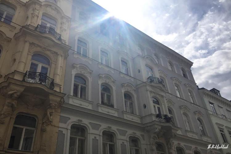 Vienna off the beaten tracks Neubau Sun