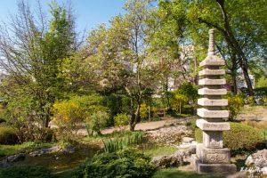 Setagaya Park Pagoda Creek