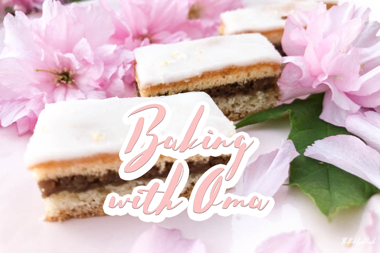 Baking Austrian Pastries with Oma Berliner Schnitten Title