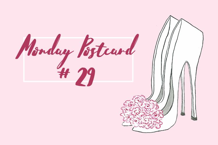 Monday Postcard 29 Badass Princess