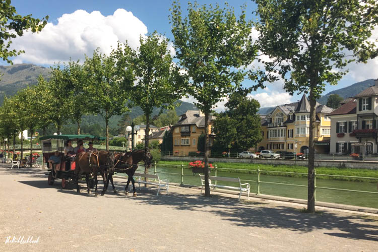 Sound of Music Tour Salzkammergut Bad Ischl Horse Carriage