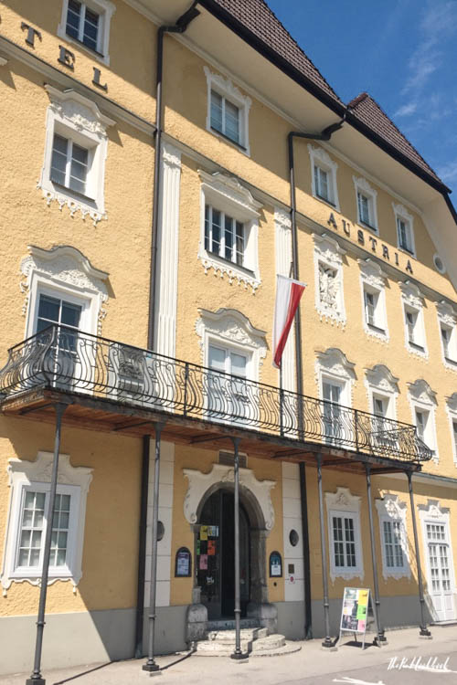 Sound of Music Tour Salzkammergut Bad Ischl Hotel Austria