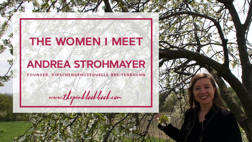 Interview Andrea Strohmayer Genussquelle Breitenbrunn