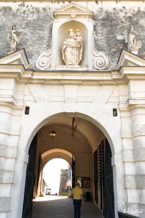 Burg Forchtenstein Entrance