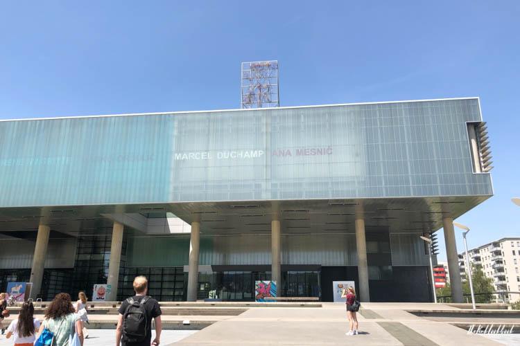 Croatian Contemporary Art Zagreb Museum of Contemporary Art