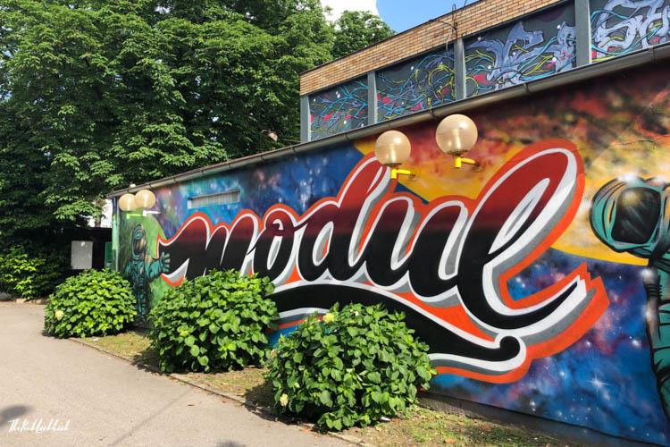 Street Art Zagreb Modul