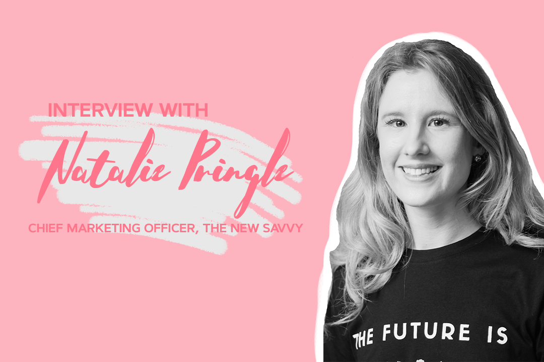 Interview Natalie Pringle The New Savvy Title