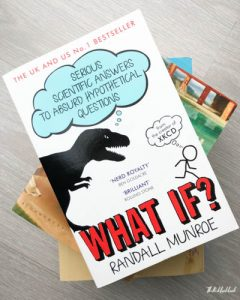 Beach Books August Randall Munroe What If