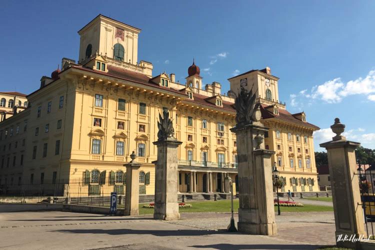 Day Trip from Vienna Eisenstadt Esterhazy Palace