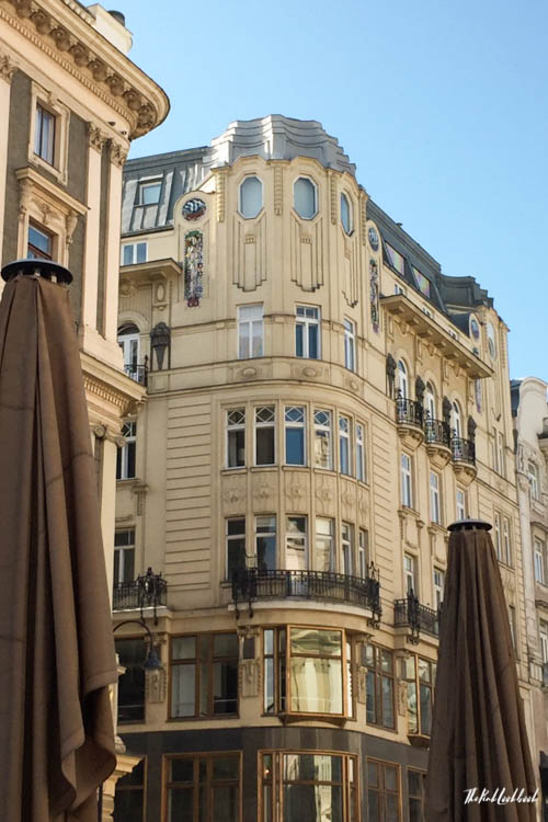 Things to Do in Vienna in Autumn Graben