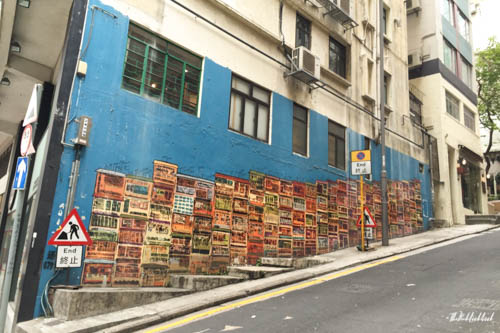 The Most Instagramable Places in Hong Kong and if They Are Worth Visiting Street Art