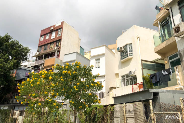 Hong Kongs Seaside Escapes Stanley Village Houses
