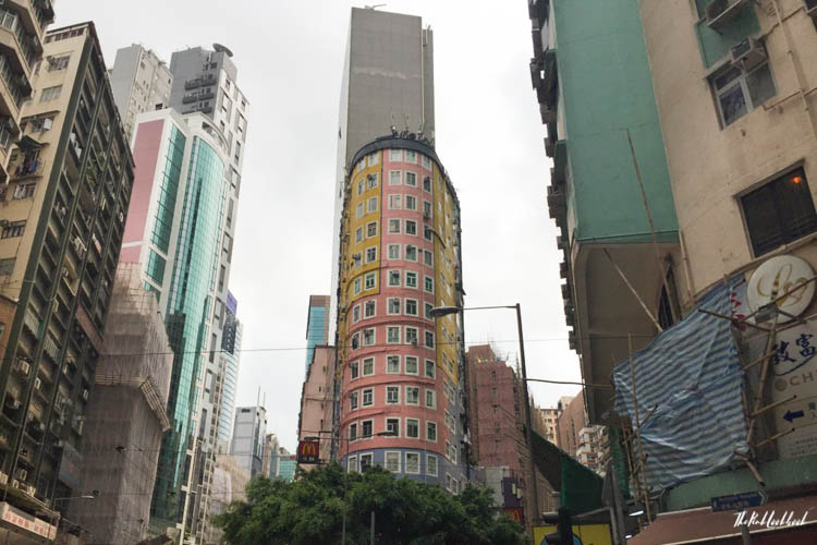 My Favourite Hong Kong Pictures Flat Iron