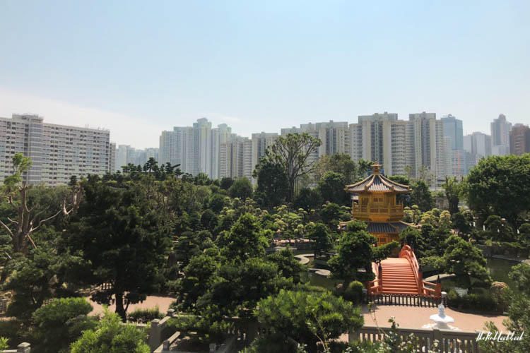 My Favourite Hong Kong Pictures Nan Lian Garden Old Meets New