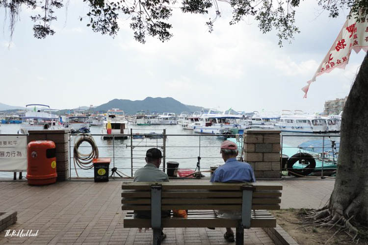My Favourite Hong Kong Pictures Sai Kung Boys and Boats
