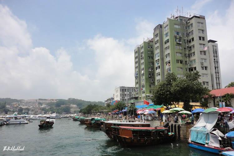 My Favourite Hong Kong Pictures Sai Kung Pier Junk Trip