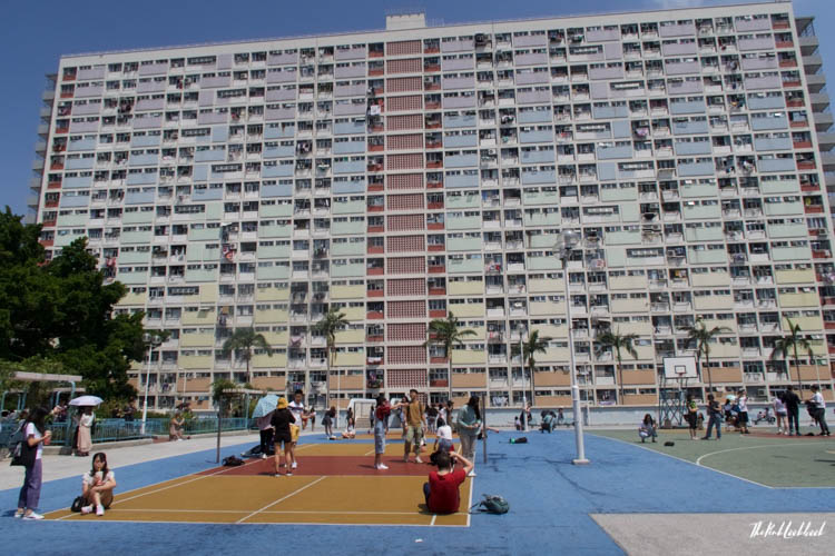 The Most Instagramable Places in Hong Kong and if They Are Worth Visiting Choi Hung Estate Crowd