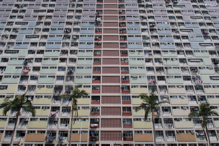 The Most Instagramable Places in Hong Kong and if They Are Worth Visiting Choi Hung Estate