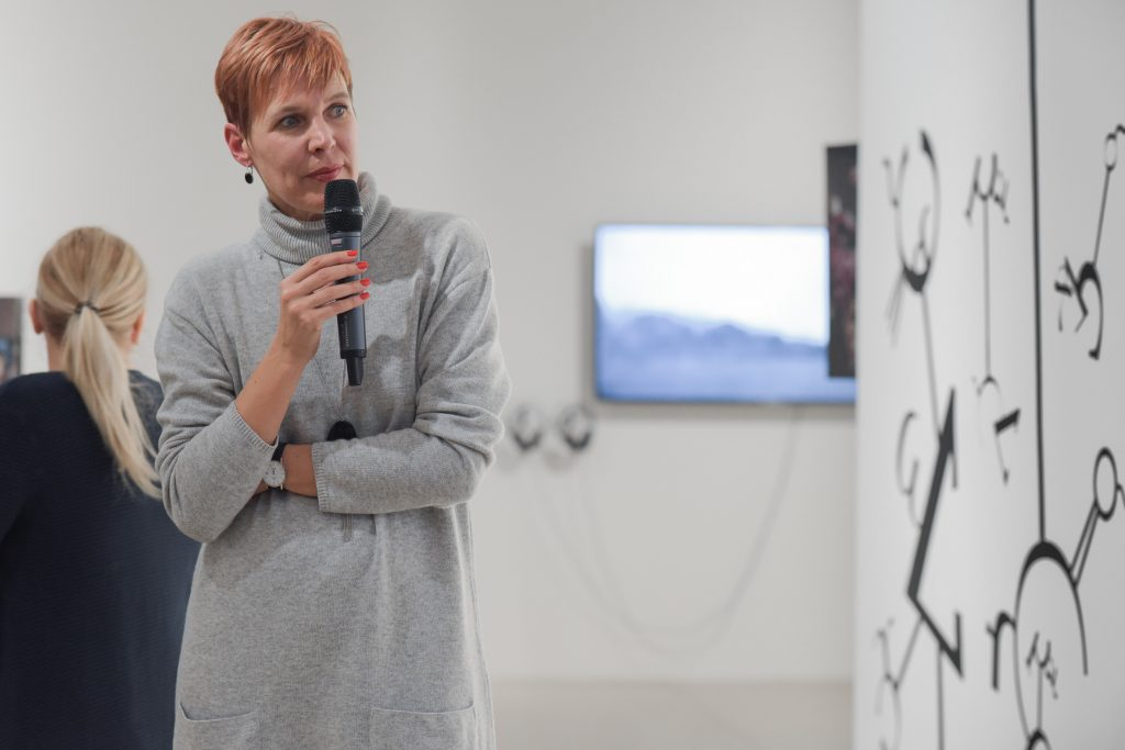 Curating in the Digital Age Interview with Alexandra Schantl Lower Austria Fuckreality Exhibition