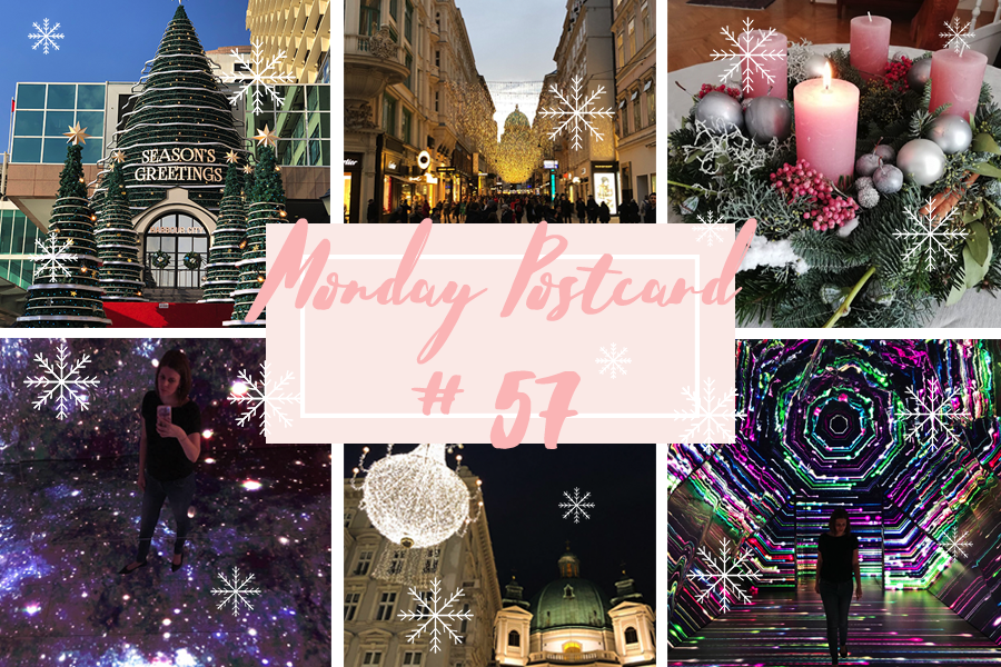 Monday Postcard 57 Christmas Season Abroad