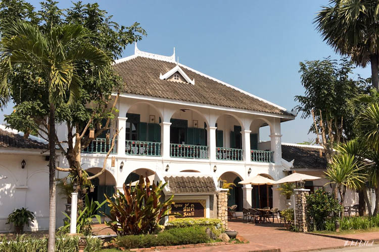Luang Prabang Ultimate Guide Colonial Buildings