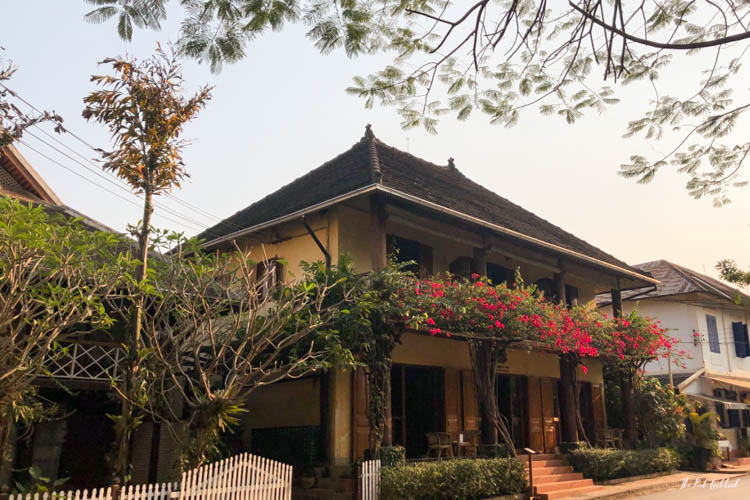 Luang Prabang Ultimate Guide Sunset House