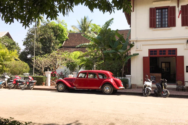Luang Prabang Ultimate Guide Vintage Car