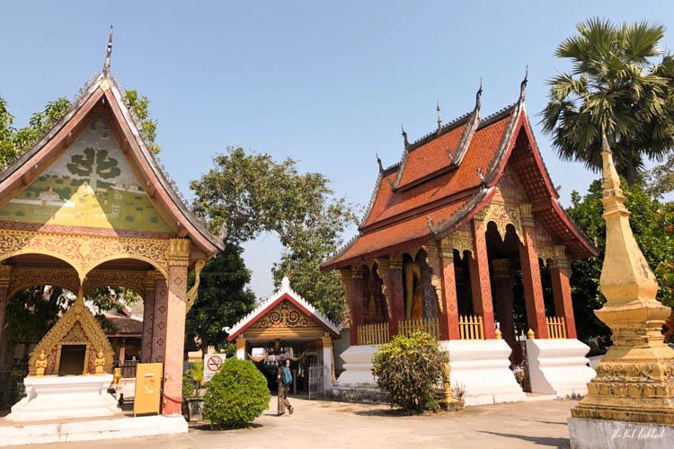 Luang Prabang Ultimate Guide Wat Sensoukaram