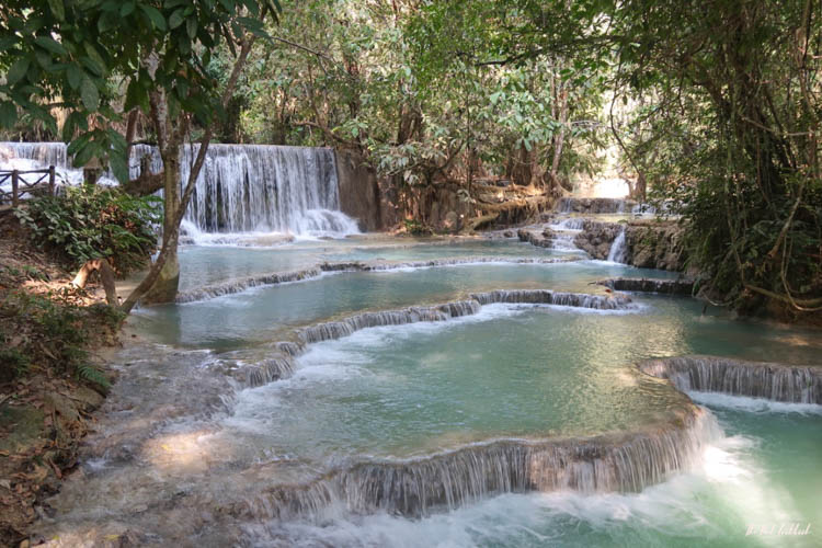 Luang Prabang Ultimate Guide Waterfall Second Pool