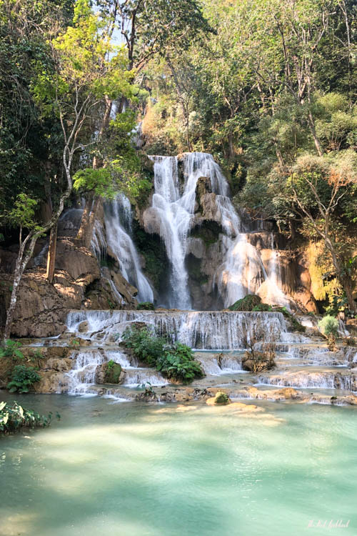 Luang Prabang Ultimate Guide Waterfall