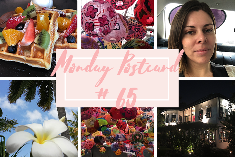 Monday Postcard 65 Decluttering as Mindfulness Programme