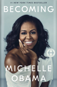 Books all Women Should Read this Spring Becoming Michelle Obama