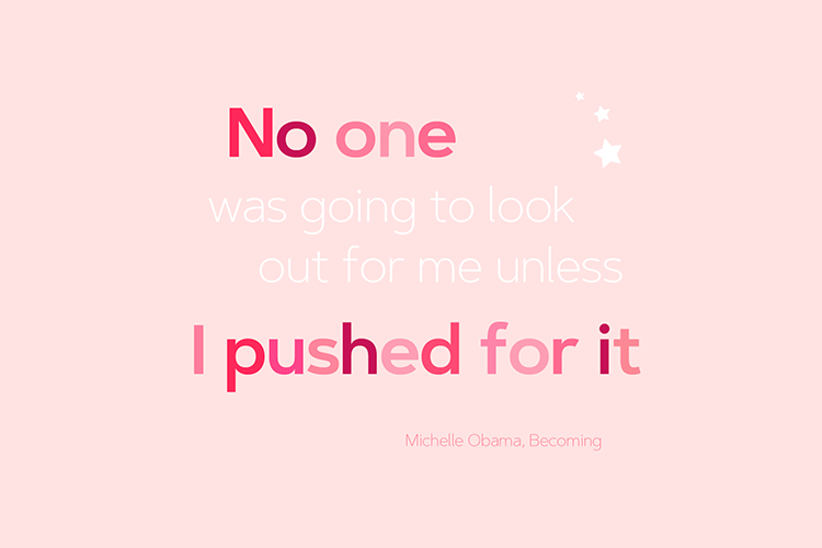 Books all Women Should Read this Spring Quote Becoming Michelle Obama