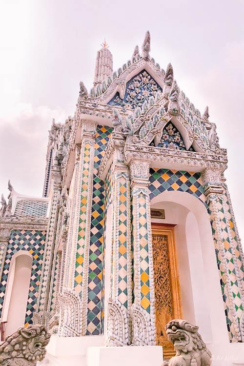Itinerary for Bangkok in 2 Days Grand Palace