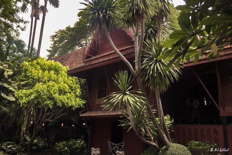 Itinerary for Bangkok in 2 Days Jim Thompson House