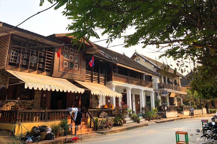 Kiridara Hotel Luang Prabang Street River