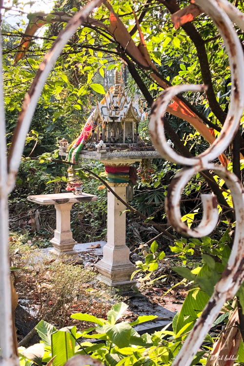 Ultimate Guide to Solo Female Travelling Spirit House Bangkok