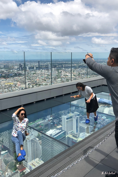 Personal Review of Bangkok's Highest Glass Skywalk Is King Power Mahanakhon Worth Visiting Posers