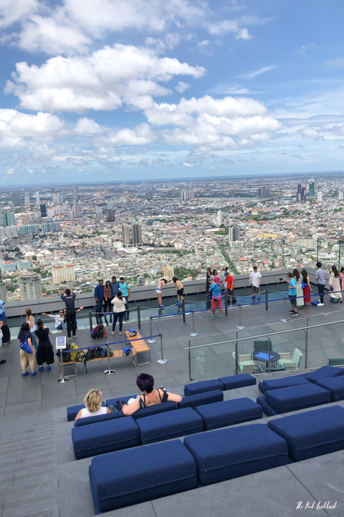 Personal Review of Bangkok's Highest Glass Skywalk Is King Power Mahanakhon Worth Visiting The Peak